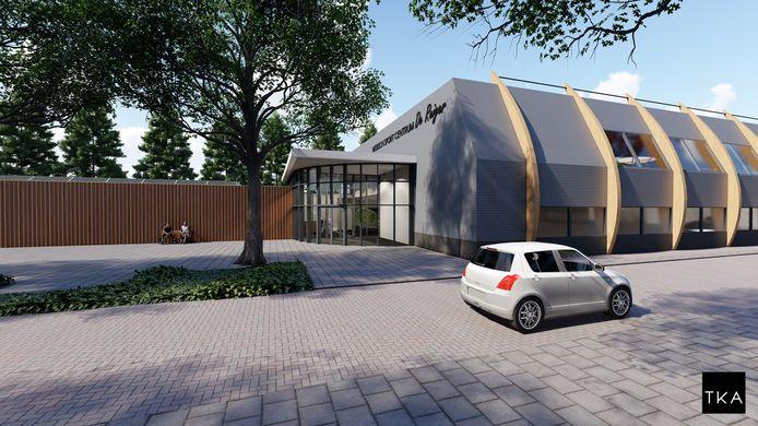 Als het aan EV Fysiotherapie & Fitness ligt, wordt de sporthal omgebouwd tot medisch centrum.