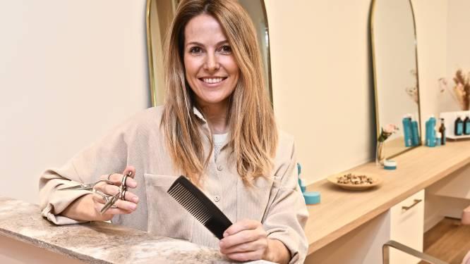 """Kapsalon Tine wordt Föhn Hair Boutique: """"Van de nood een deugd gemaakt tijdens coronacrisis"""""""