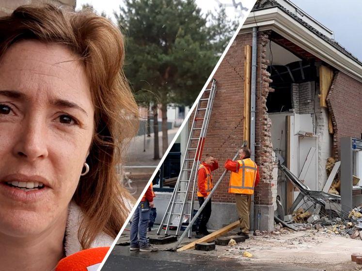 Plofkraak Apeldoorn: 'We dachten aan een aanslag'