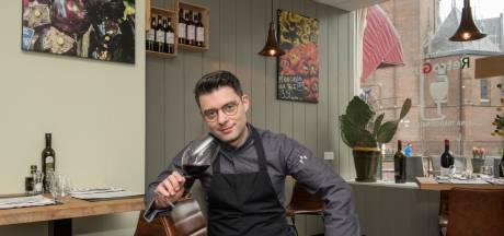 De wijnkaart belooft veel goeds, de passie van Angelo streelt de tong: zat Retro Gusto maar bij mij in de stad