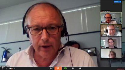 Gemeenteraad in Oudenaarde maandagavond weer via videoconferentie