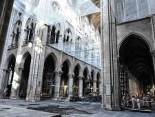 """Notre-Dame de Paris: 5 ans, un délai tenable si """"on refait à l'identique"""""""