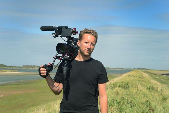 Filmmaker Tjeerd Muller.