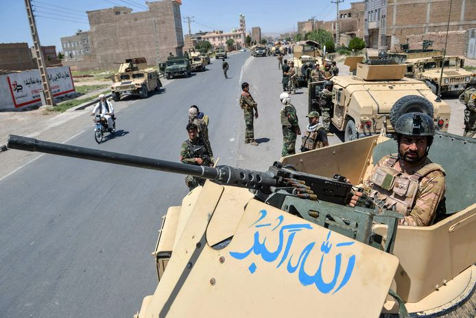 Gevechten tussen het Afghaanse leger en de taliban blijven duren.
