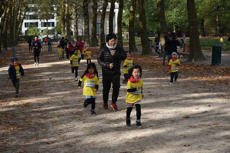 kids run marathon brussel