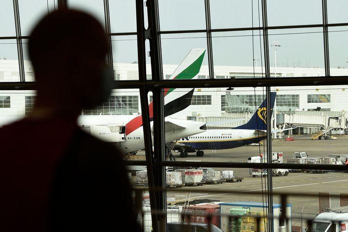 Aéroport de Zaventem.