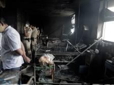 Un incendie dans un hôpital tue 13 malades de la Covid-19 en Inde