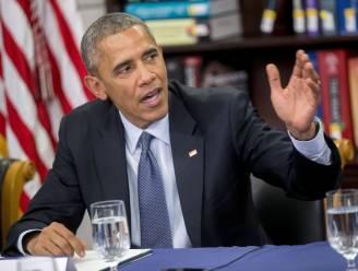 """Obama: """"Geen grotere dreiging dan klimaatopwarming"""""""
