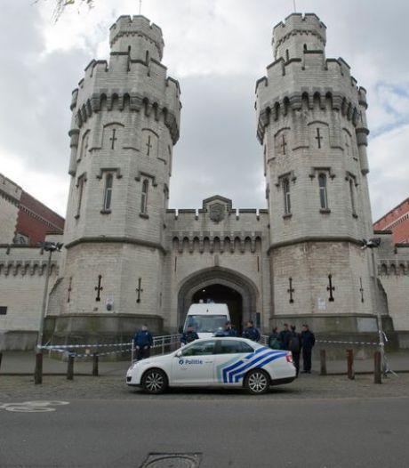 Grève dans les prisons bruxelloises: très peu de membres du personnel présents ce matin