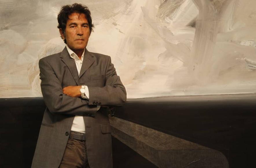 Kunstenaar Salvatore Garau (67).
