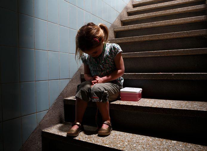Opgroeien in armoede kan voor kinderen leiden tot uitsluiting. (foto ter illustratie)