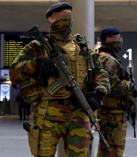 La police remplacera l'armée en rue par étapes
