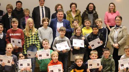 Deelnemers Techniekacademie ontvangen diploma