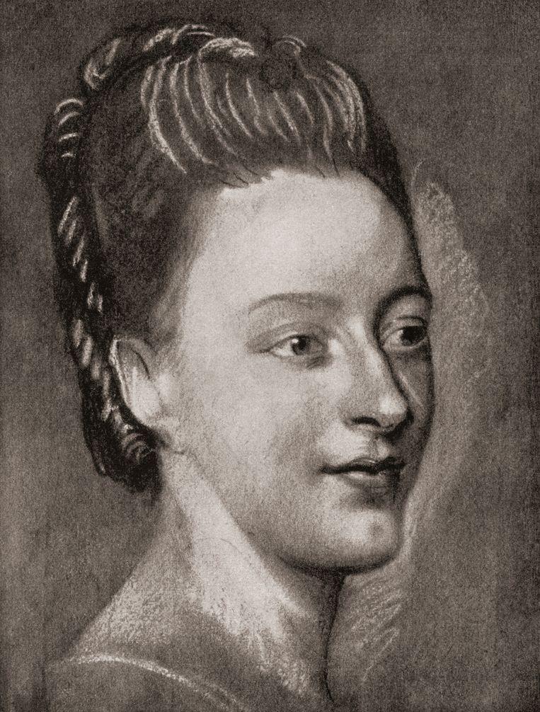 De 18de eeuwse schrijver Belle van Zuylen stak ongeveer 40 procent van haar vermogen in plantages in de koloniën. Beeld Universal Images Group via Getty