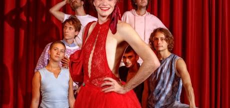 Boys Won't Be Boys: Bas uit Lonneker is zichzelf in een rode tutu