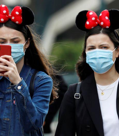 Disneyland Paris rouvrira le 17 juin: pas de câlins avec les personnages
