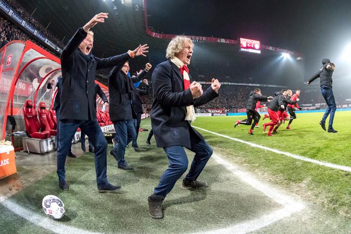 FC Twente v Ajax: Enschede