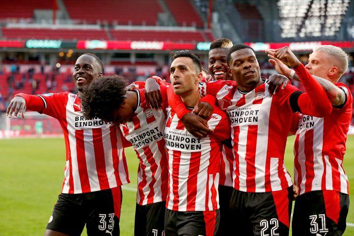 Een 1-0 zege op FC Groningen kwam zaterdag tot stand door een benutte penalty van Eran Zahavi.