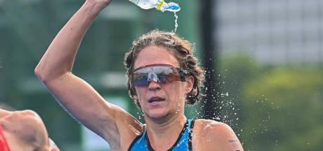 Triathlon: Valérie Barthelemy performe, blessure pour Claire Michel, inquiétude pour le relais belge