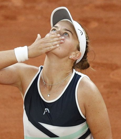 Après le simple, le double: deux finales pour Kreijcikova à Paris