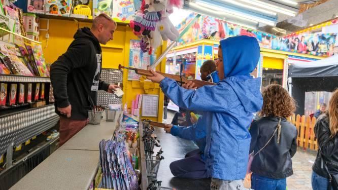 Dierendorp en spectaculaire lichtshow blikvangers tijdens Malderse jaarmarkt