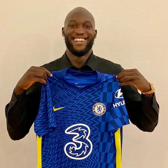 Krijgt Lukaku nu ook bij Chelsea het nummer 9?