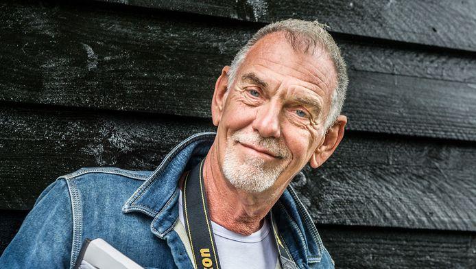 De 69-jarige Bas Moerman krijgt al 4 jaar AOW, maar is er nog lang niet aan toe.