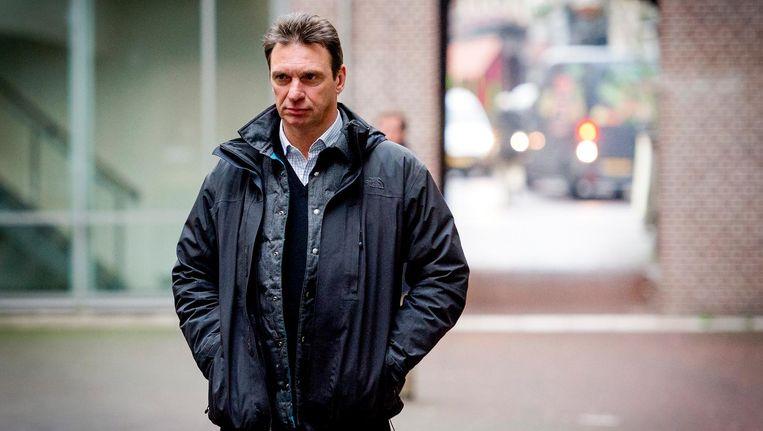 De getuige zou volgend jaar gehoord worden in de zaak tegen Holleeder. Beeld ANP