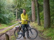 Actie van Nico voor bredere fietspaden in Ermelo krijgt vervolg in Arnhem