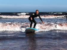Actrice Stijn Fransen geniet bij en op het water: 'Het laat me intens genieten'
