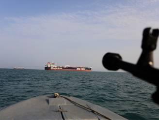 """Iran noemt inbeslagname Britse tanker """"wettelijke maatregel"""""""