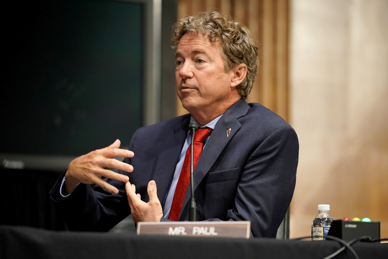 Rand Paul, Republikeins senator voor de staat Kentucky