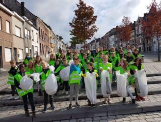 GO! Centrum Geraardsbergen doet mee aan de zwerfvuilactie