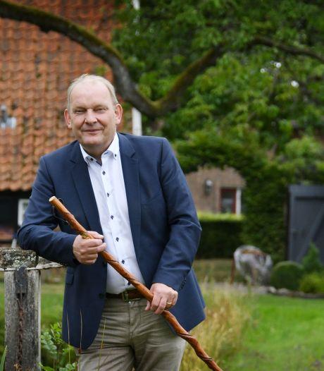 Harry Nijhuis voert lijst CDA Losser aan