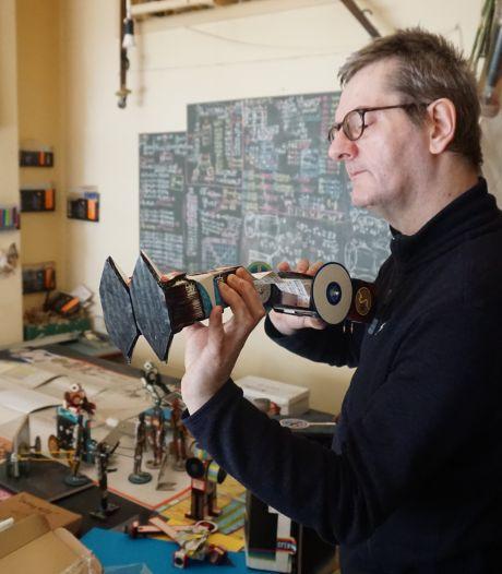 Deux artistes franco-bruxellois unissent leurs forces à Charleroi