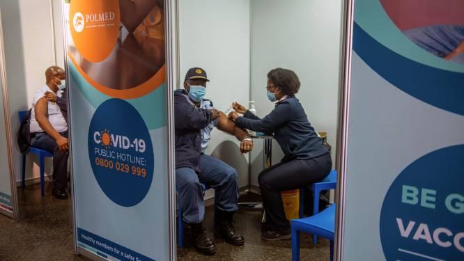 """Lage vaccinatiegraad in Afrika baart zorgen: """"820 miljoen doses nodig"""""""