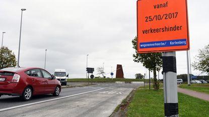 """Vermijd Leuvensesteenweg, neem E40"""