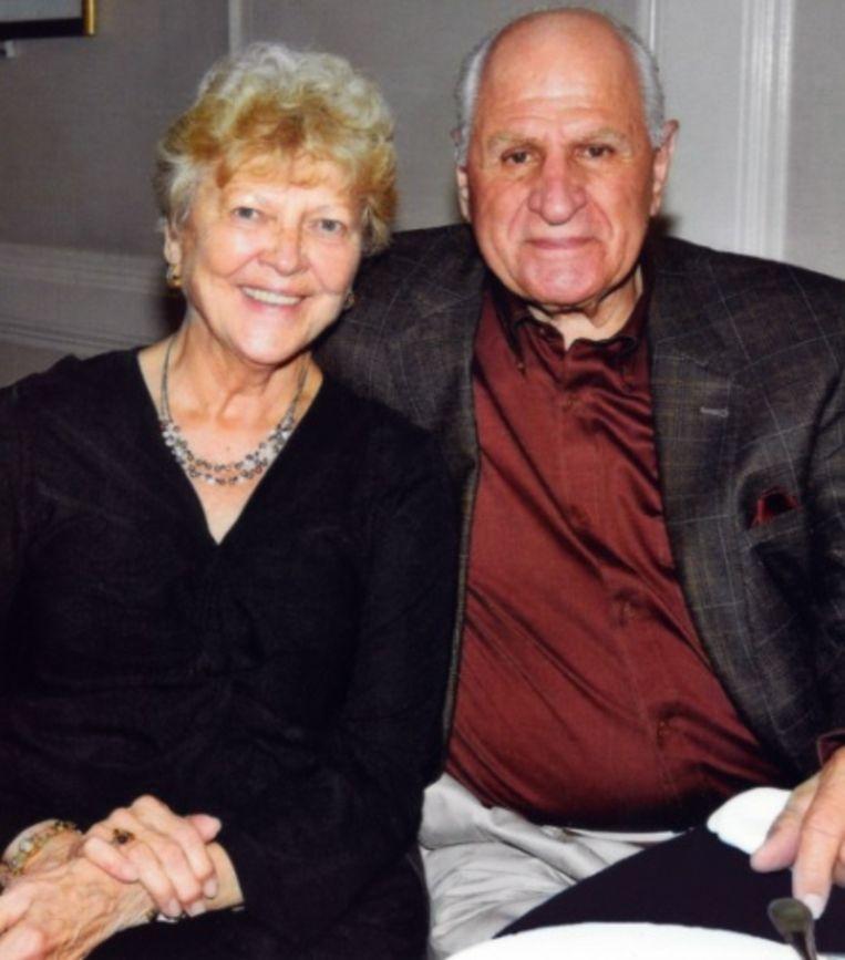 Rita en John Chakalos.