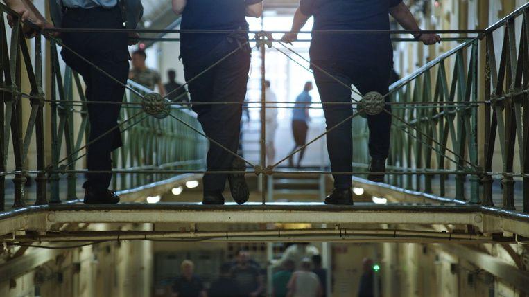 'Ooit Vrij' volgt het leven van gedetineerden.