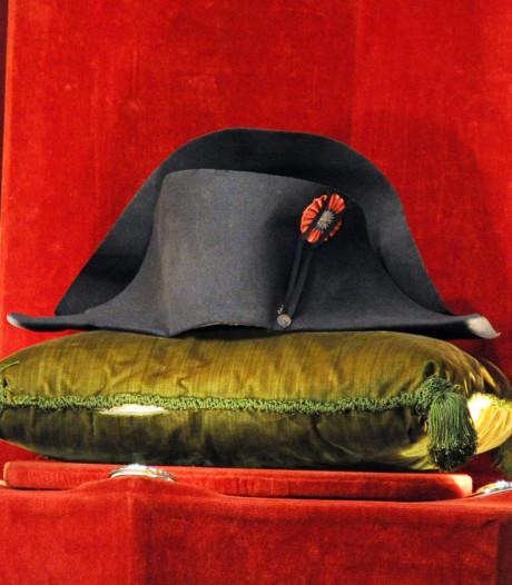 Steek Napoleon brengt 350.000 euro op