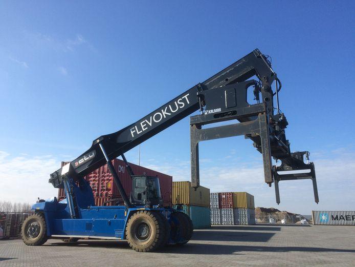Flevokust Haven bij Lelystad is in gebruik genomen