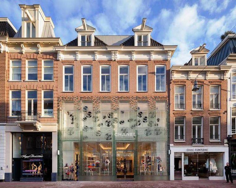 Chrystal Houses / Chanel, winnaar bij de publieksjury Beeld Daria Scagliola en Stijn Brakkee