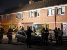 Vogelkooien naar buiten bij woningbrand in Meijhorst