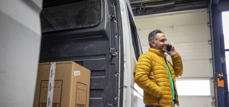 Pakketbezorger Ahmed heeft nu zelf 150 man in dienst: 'Klagende klanten hebben vaak gelijk'