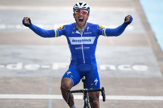Philippe Gilbert rijdt volgend jaar voor Lotto-Soudal