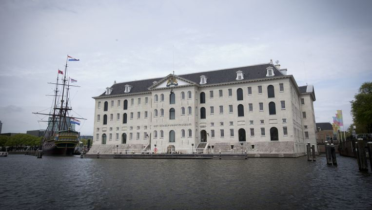Een bezoek aan het Scheepvaartmuseum zou volgens aanklaagster Smit de rechters helpen de getuigenverklaringen te interpreteren. Beeld anp