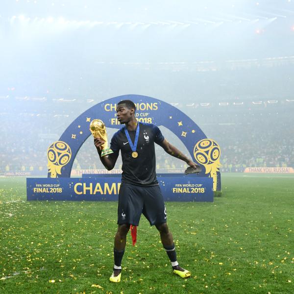 Fel bekritiseerde alleskunner Pogba laat zijn talent in de finale eindelijk zien