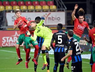 """KVO sakkert na zuur verlies tegen Club Brugge: """"Rode kaart Bataille was onterecht"""""""
