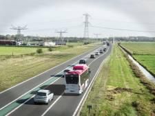Extra rijstrook Maas en Waalweg serieuze optie