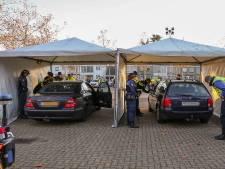 Grote politie- en belastingcontrole in Teteringen